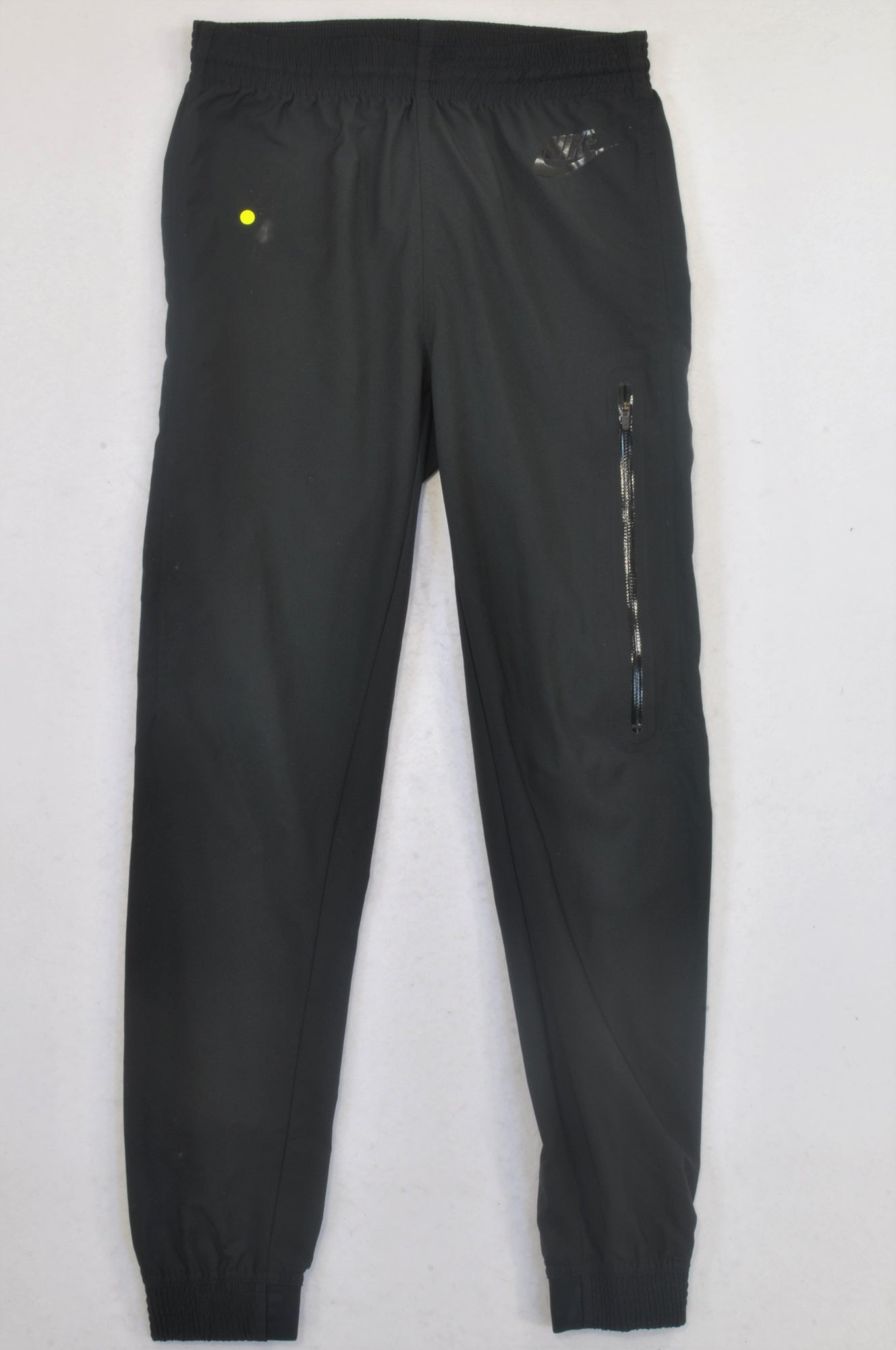 a7b2b2cefddf Nike Black Cuffed Track Pants Unisex 13-14 years – Once More