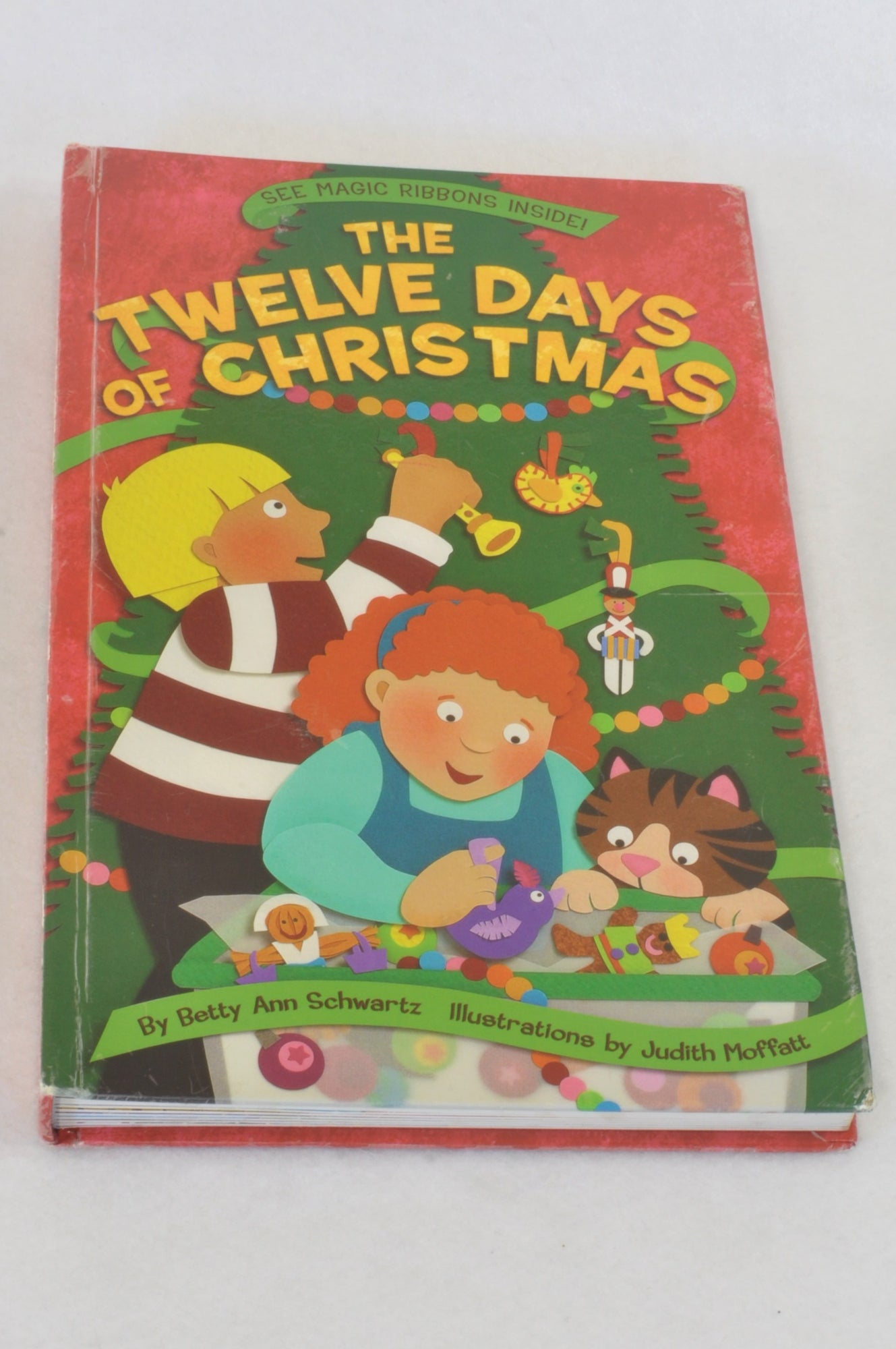Twelve Days Of Christmas Book.The Twelve Days Of Christmas Book Unisex 2 6 Years