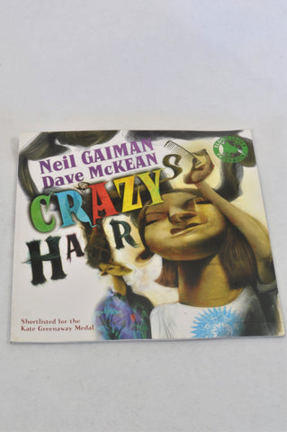 Crazy Hair Book Unisex 4-10 years