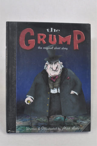 The Grump Book Unisex 4-10 years