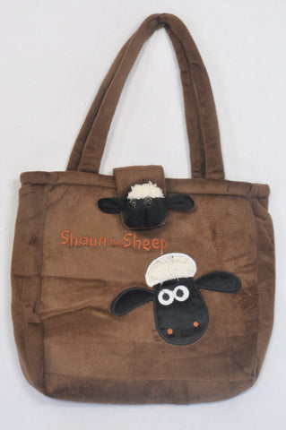 Brown Shaun The Sheep Bag Unisex All Ages