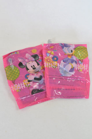 Disney Pink Minnie & Daisy Water Wings Accessory Girls 2-6 years