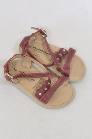 8e0e4bd3222d ... 4 Golden Brown Zipper Boots Girls 12-18 months. Regular price R 115 R  115.00. New Woolworths Size 6 Maroon Flower Strappy Sandals Girls 2-3 years