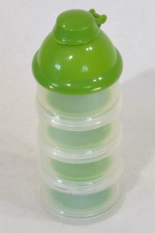 Bibi Green Formula Holder Accessory Unisex N-B to 2 years
