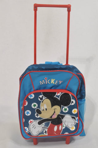 Mickey Mouse Rolling Backpack Unisex 2-6 years
