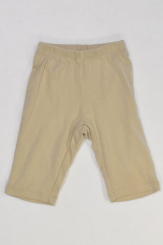 GAP Beige Light Pants Boys 3-6 months