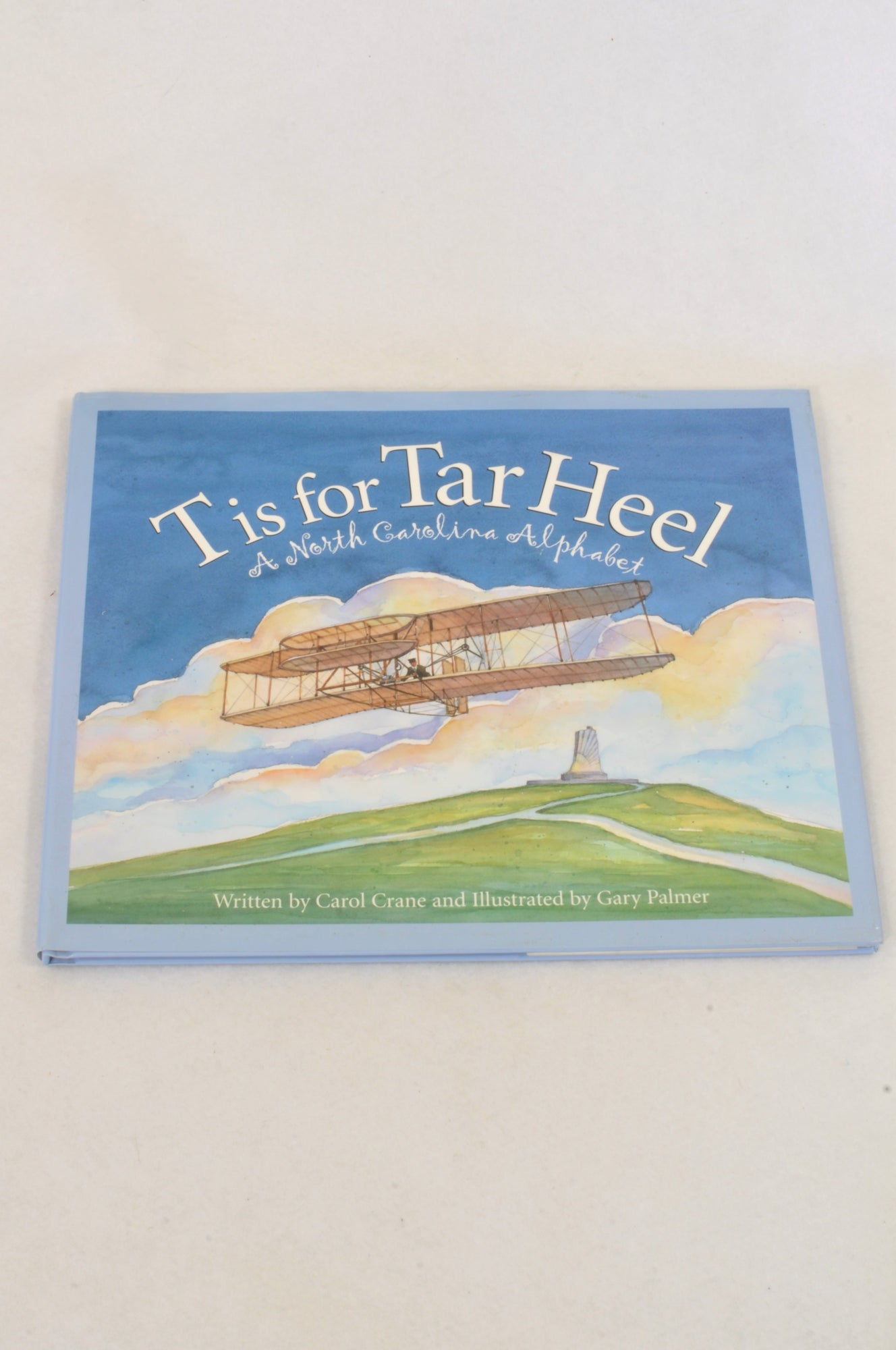T Is For Tar Heel Book Unisex 4-10 years