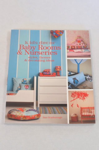 New Kids Decor Baby Rooms & Nurseries Book