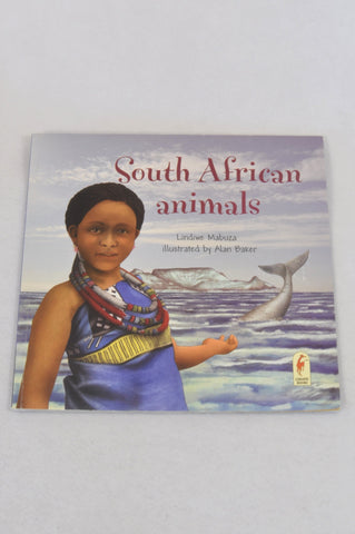 South African Animals Book Unisex 3-10 years