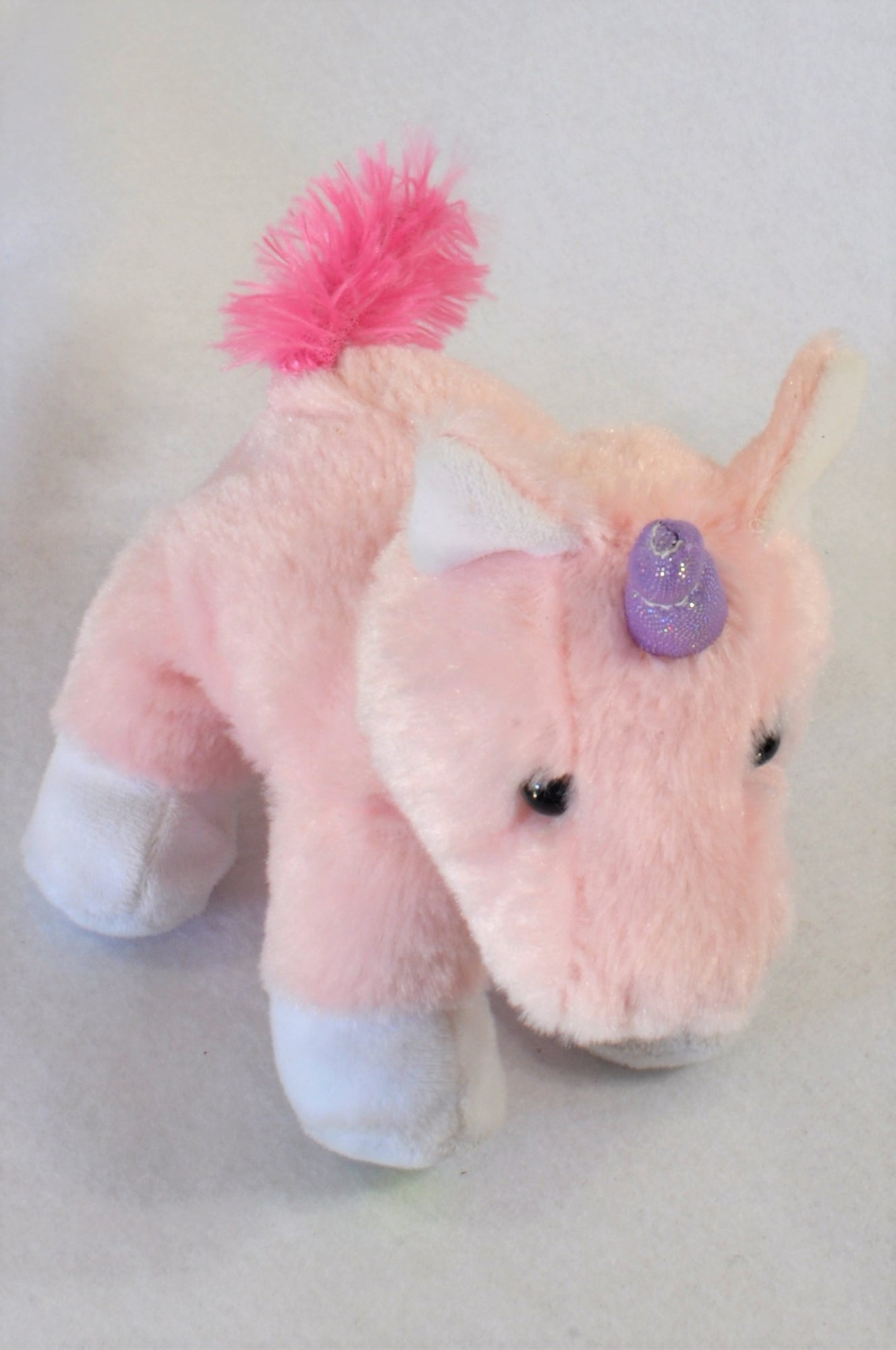 Pink Plush Unicorn Toy Girls All Ages