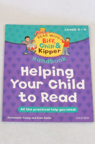 Helping Your Child To Read Parenting Book Unisex All Ages