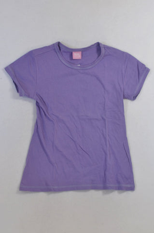 Pick 'n Pay Basic Purple T-shirt Girls 11-12 years