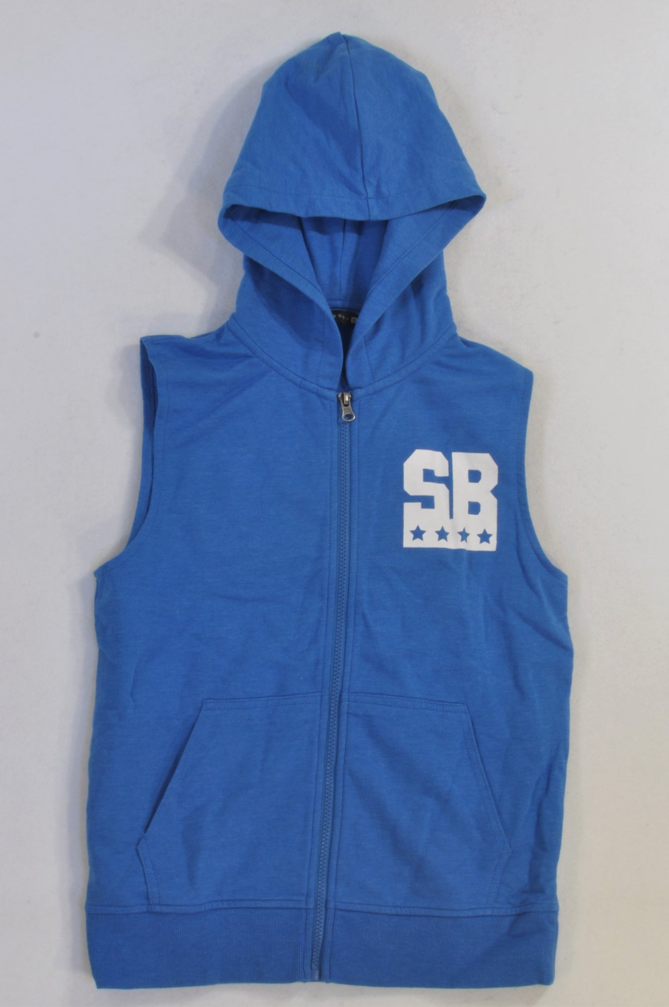 Soda Bloc Blue SB Body Warmer Boys 13-14 years