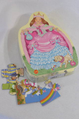 Galt 30 Piece Foil Princess Puzzle Girls 3-7 years