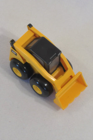CAT Black & Yellow Bulldozer Toy Unisex 2-6 years