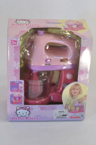Simba Pink Hello Kitty Mixer Toy Girls 3-7 years