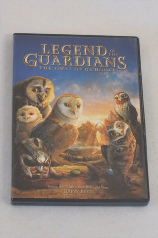 Legend Of The Guardians DVD Unisex All Ages