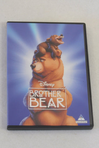 Brother Bear DVD Unisex All Ages