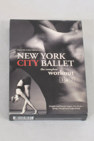 New York City Ballet Workout DVD Maternity Accessory One Size