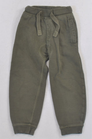 Next Olive Track Pants Boys 3-4 years