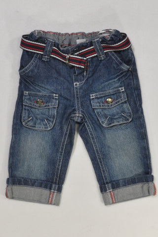 Jeans Boys 3-6 months