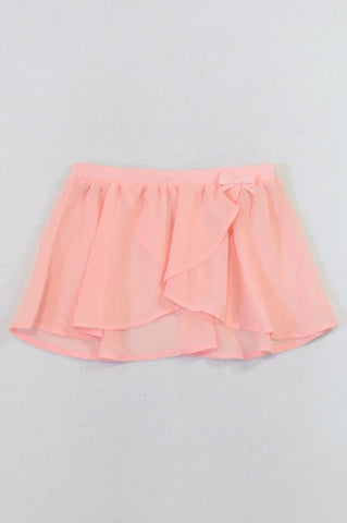 H&M Soft Pink Ballet Skirt Girls 6-8 years