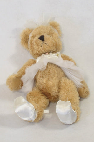 Brown Ballerina Bear Toy Girls All Ages