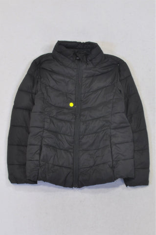 Pick 'n Pay Black Lightweight Puffer Jacket Girls 2-3 years