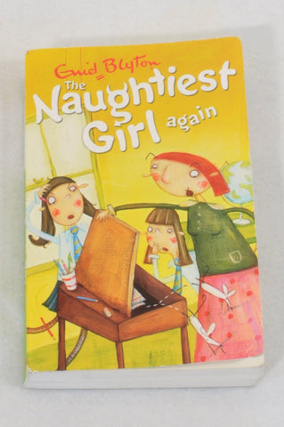 Enid Blyton's The Naughtiest Girl Again Book Girls 11-15 years