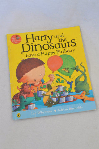 Unbranded Harry And The Dinosaurs Parenting Book Unisex 2-6 years