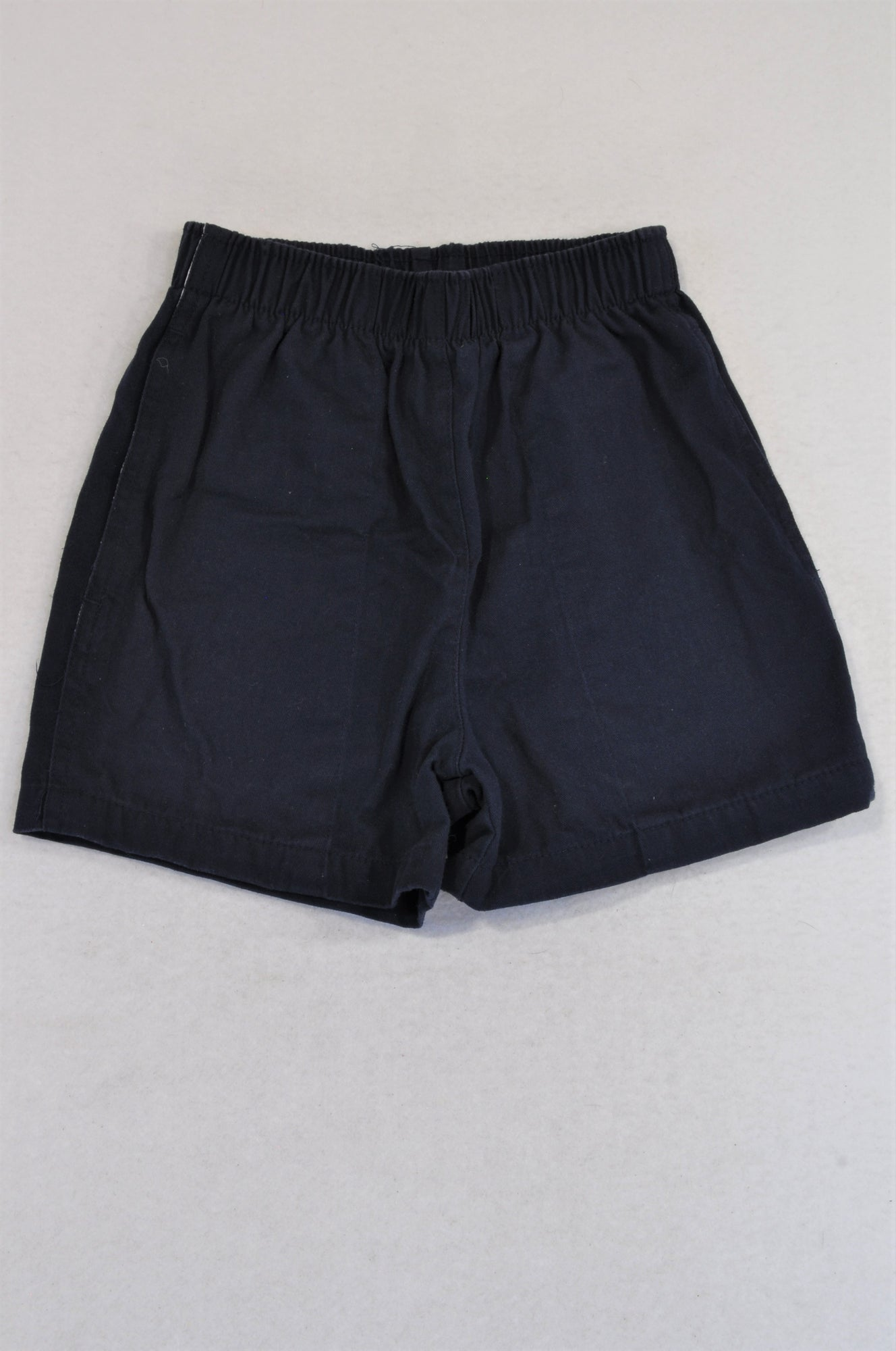 Woolworths Dark Navy Sports Shorts Boys 10-11 years