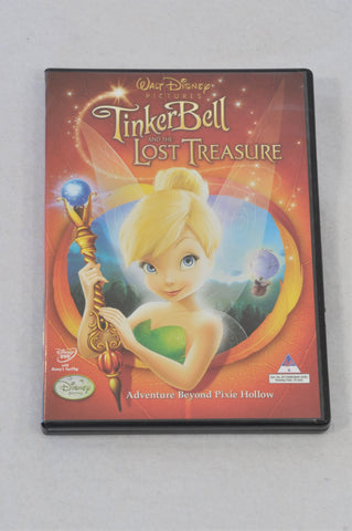 Disney TinkerBell And The Lost Treasure Kids DVD Unisex All Ages