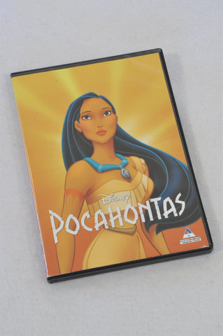 Disney Pocahontas Kids DVD Unisex All Ages