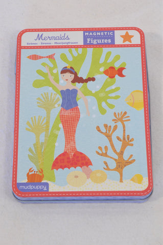 Mudpuppy Magnetic Mermaid Fixtures Puzzle Girls 6+ years