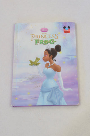 Disney The Princess And The Frog Book Girls 2-5 years
