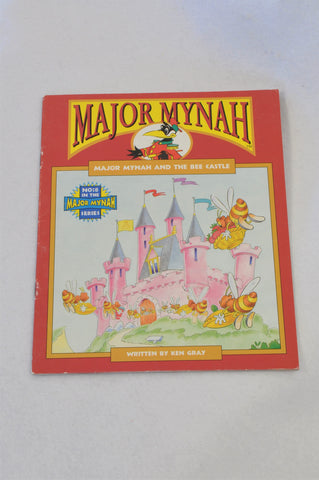 Major Mynah The Bee Castle Book Unisex 2-6 years