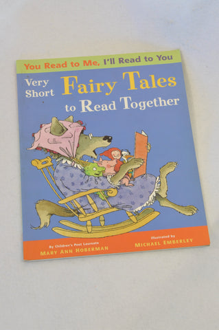 Unbranded Very Short Fairy Tales To Read Together Book Unisex 3-10 years
