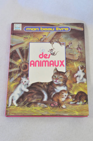 Unbranded Des Animaux Book Unisex 6+ years