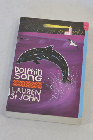 Unbranded Dolphin Song By Lauren St John Book Unisex 11 to 16 years