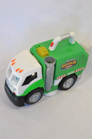 Unbranded Green Mr Dusty Garbage Truck Toy Boys 2-6 years