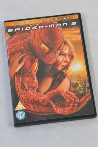 Columbia Spider-Man 2 DVD Women