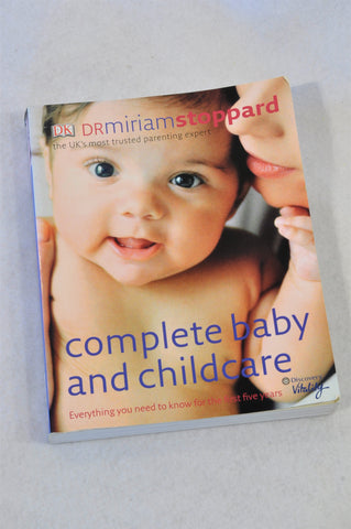 Complete Baby & Childcare Parenting Book Unisex N-B to 2 years