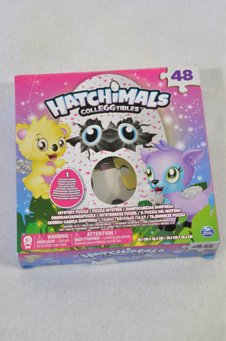 48 Piece Hatchimals Puzzle Unisex 5-10 years