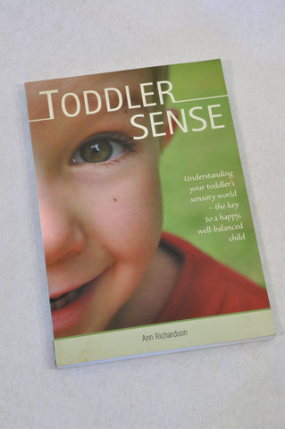 Unbranded Toddler Sense Parenting Book Unisex 1-3 years
