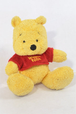 Small Winnie The Pooh Soft Toy Unisex N-B to 2 years