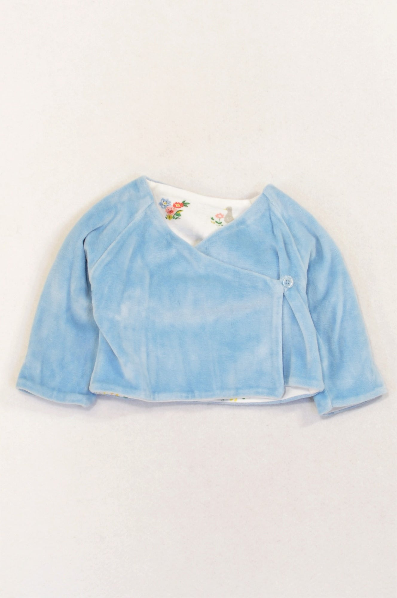 Blue Duckling Lined Reversible Jacket Girls N-B