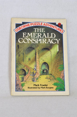 Unbranded The Emerald Conspiracy Paperback Book Unisex 7-14 years
