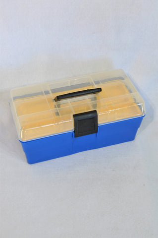 Unbranded Blue Multi Purpose Box Accessory Unisex All Ages