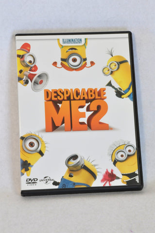 Unbranded Despicable Me Kids DVD Unisex 1-10 years