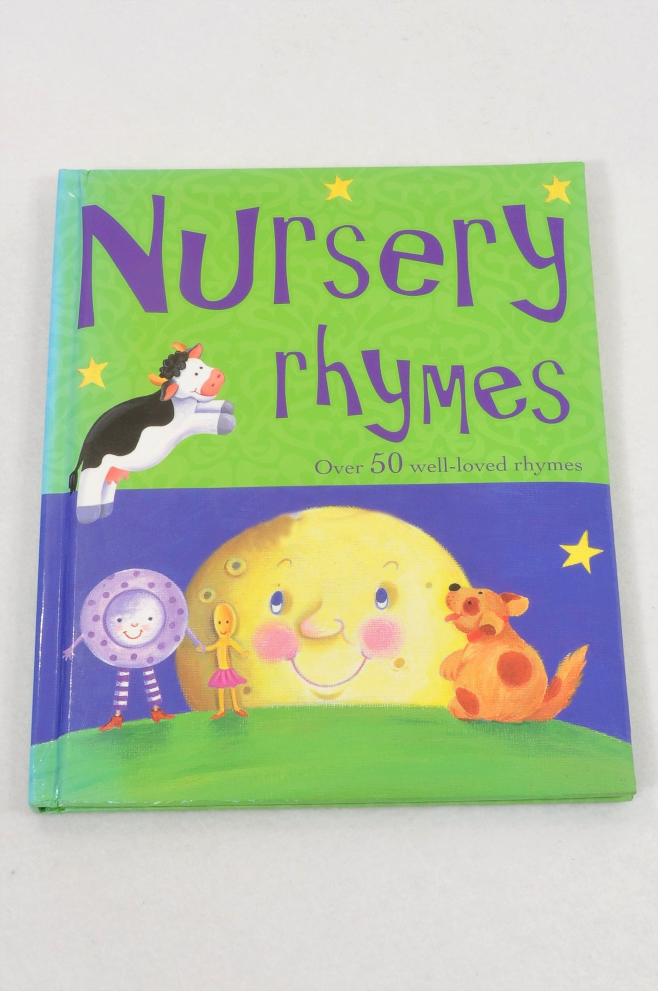 Unbranded Nursery Rhymes Book Unisex 3-10 years